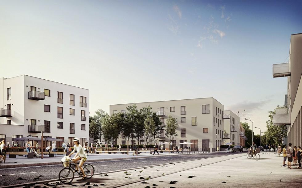 Cztery pomysły na Mieszkanie Plus – wyniki konkursu na projekt modelowego budynku wielorodzinnego