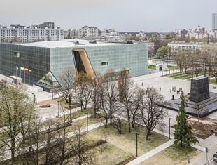 Jak powstawało Muzeum Historii Żydów Polskich
