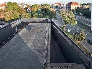 Otwierany dach – o najbardziej spektakularnym rozwiązaniu Teatru Szekspirowskiego architekt Robert Kuzianik