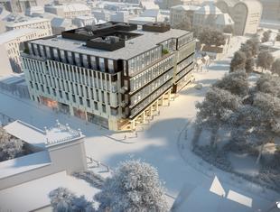 Biurowiec Makrum w Bydgoszczy