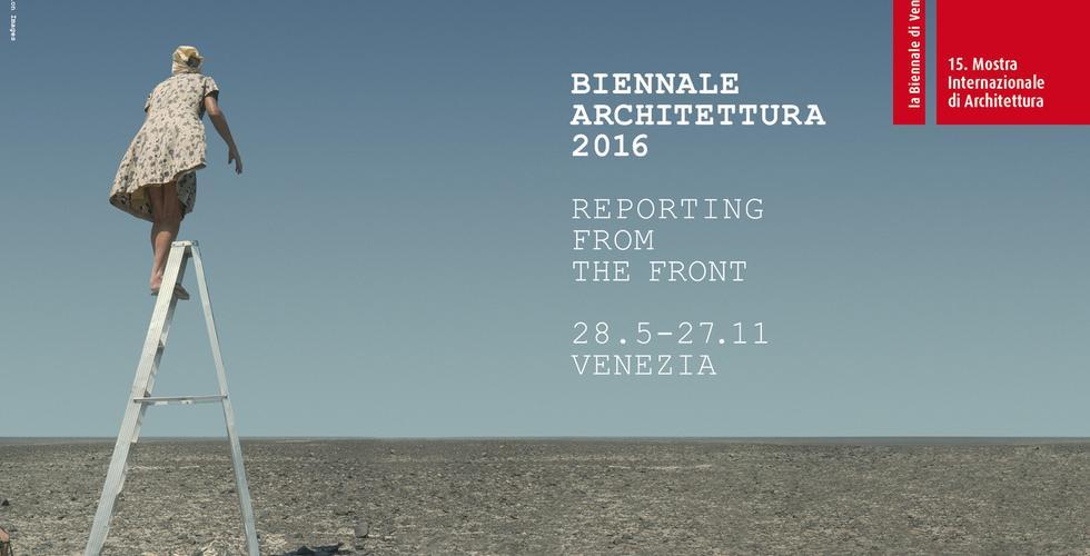 Bardzo architektoniczne biennale. Wybrane tematy 15. międzynarodowej wystawy architektury w Wenecji