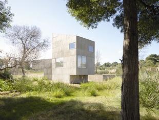 Ascetyczny wypoczynek - betonowe domy letniskowe w Urugwaju