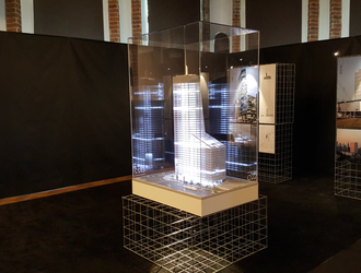 """""""Wysoko..."""": wystawa twórczości pracowni Kuryłowicz & Associates"""