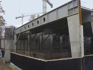 O konstrukcji nowej wrocławskiej szkoły Juliusz Erdman